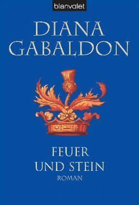 [Rezension] Diana Gabladon: Feuer und Stein  (Highlandsaga 1)