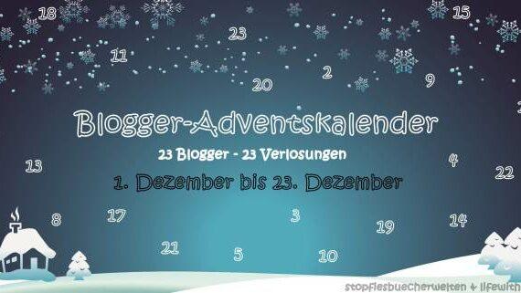 DER Blogger-Adventskalender #10 Türchen