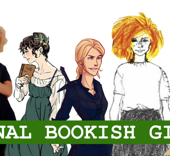 #TAG Fictional Bookish Girl Squad