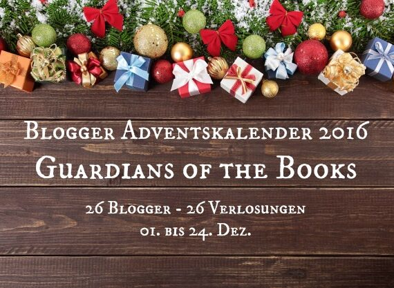 Guardventskalender of the Books, weißte! #2016