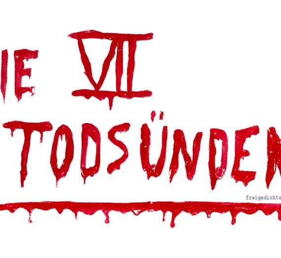 #TAG: Die sieben TODsünden
