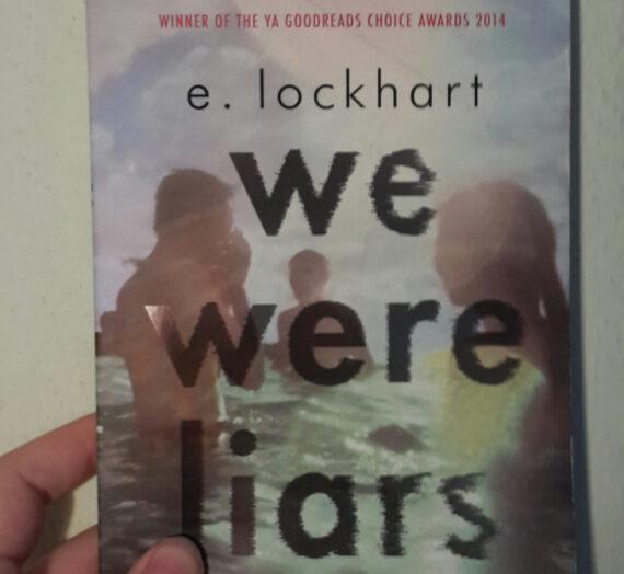 [Rezension] E. Lockhart: We were liars