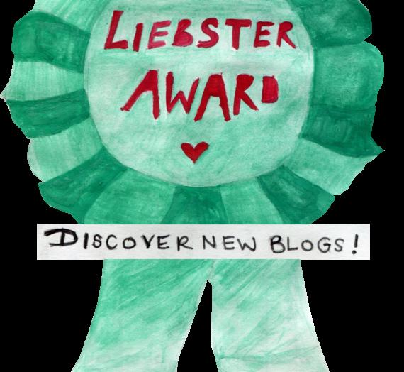 #TAG Liebster Award VII.