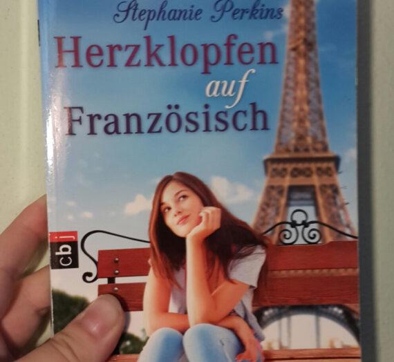 [Rezension] Stephanie Perkins: Herzklopfen auf Französisch