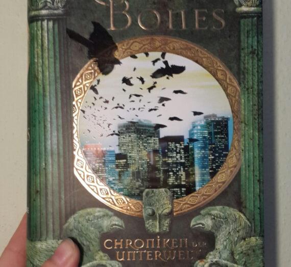 [Rezension] City of Bones: Cassandra Clare