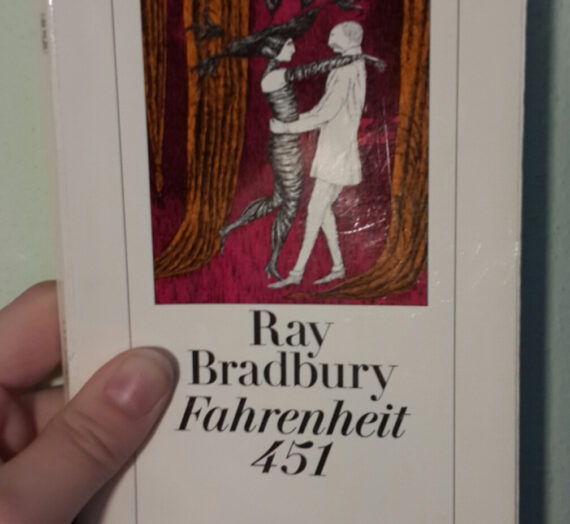 [Rezension] Fahrenheit 451: Ray Bradbury
