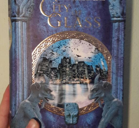 [Rezension] Cassandra Clare: City of Glass (ACHTUNG!  – SPOILER)