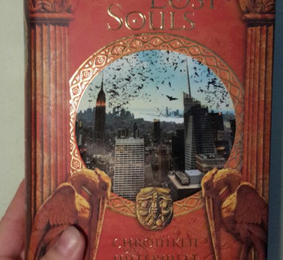 [Rezension] Cassandra Clare: City of Lost Souls (ACHTUNG! – SPOILER)