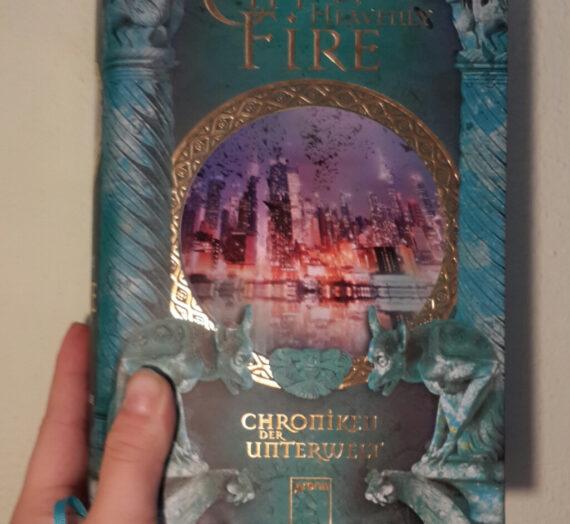 [Rezension] Cassandra Clare: City of Heavenly Fire (ACHTUNG! – SPOILER)