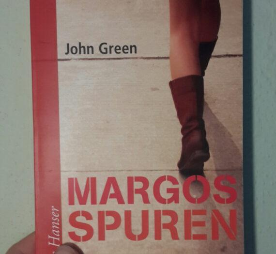 [Rezension] John Green: Margos Spuren