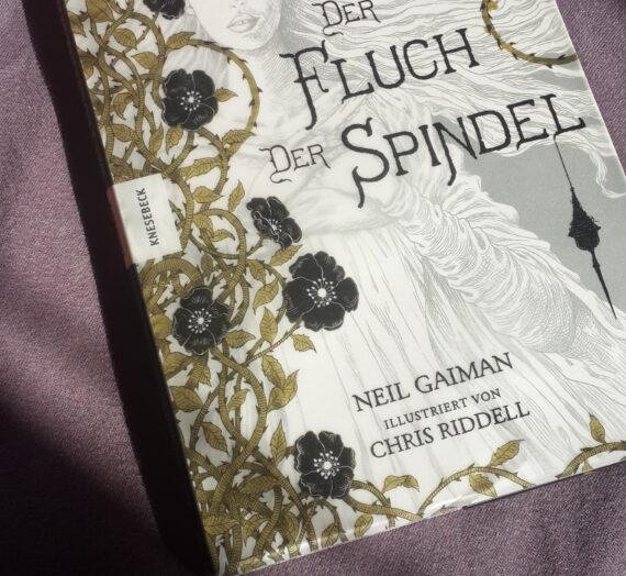 [Rezension] Neil Gaiman: Der Fluch der Spindel
