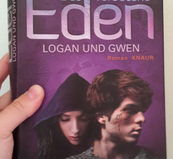 [Rezension] Thomas Thiemeyer: Das verbotene Eden – Logan und Gwen