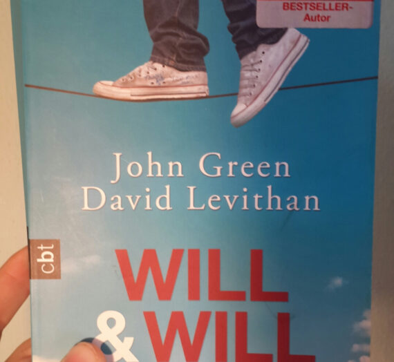 [Rezension] John Green, David Levithan: Will & Will