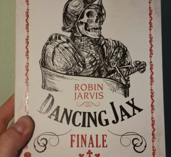 [Rezension] Robin Jarvis: Dancing Jax (Finale)