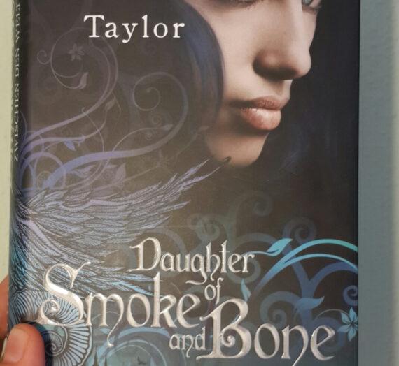 [Rezension] Laini Taylor: Daughter of Smoke and Bone