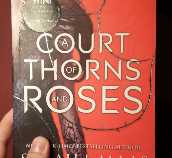 [Rezension] Sarah J. Maas: A Court of Thorns and Roses