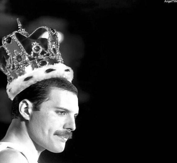 [Persönlichkeiten] Freddie Mercury – königliche Musikleistungen