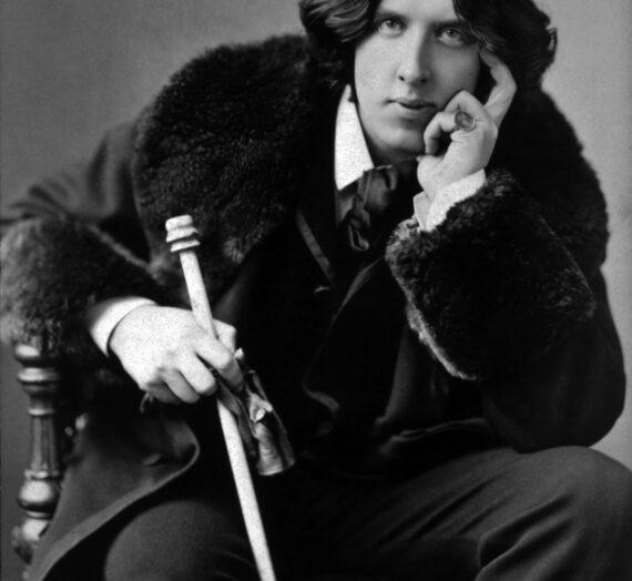 [Persönlichkeiten] Oscar Wilde – im Fieber schrieben wir auch aus Leidenschaft!