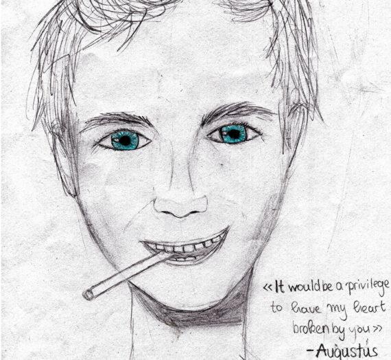 [Persönlichkeiten] The one and only: Augustus Waters – mit der Zigarette im Mundwinkel