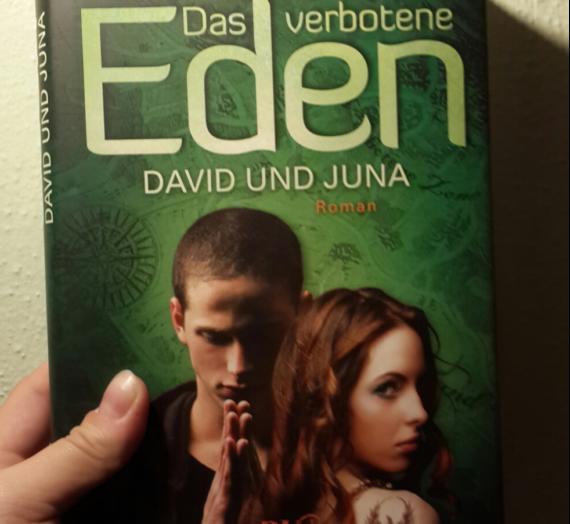 [Rezension] Thomas Thiemeyer: Das verbotene Eden – David und Juna