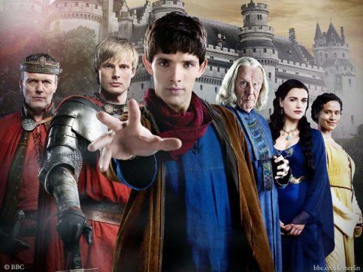 [Persönlichkeiten] Merlin – Zauberer, Drachenmeister und Diener des Königs!
