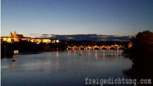 Praha – goldene Häuser, goldene Gedanken