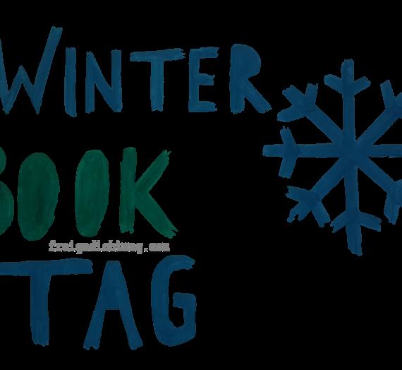 #TAG: Winter Book Tag