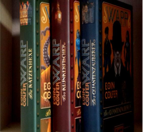[Rezension] Eoin Colfer: WARP