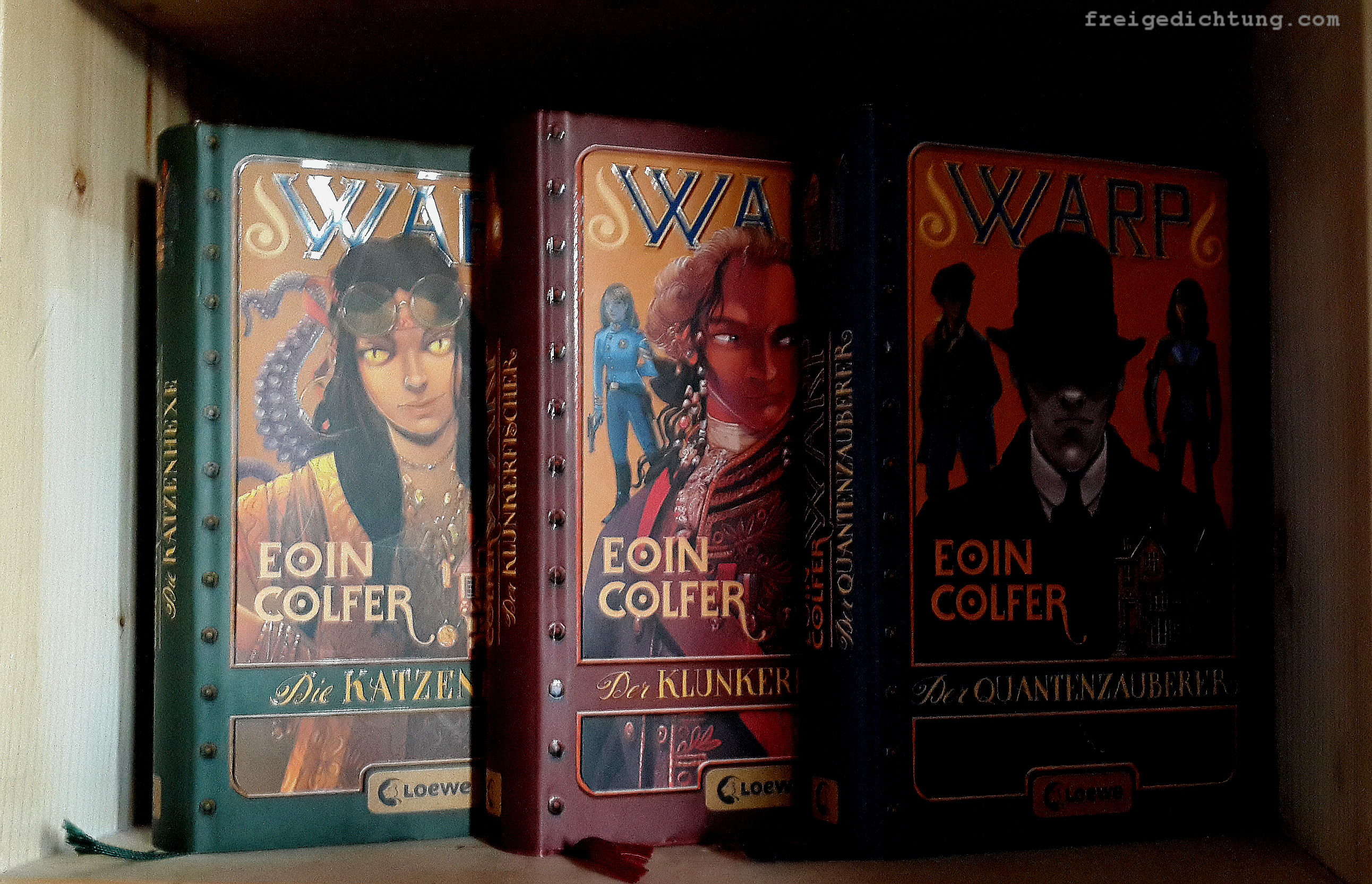 alle drei Bücher front