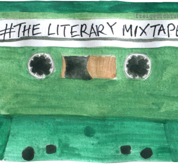 "#theliterarymixtape vol 07. ""Moxie – Time to fight like a girl"""