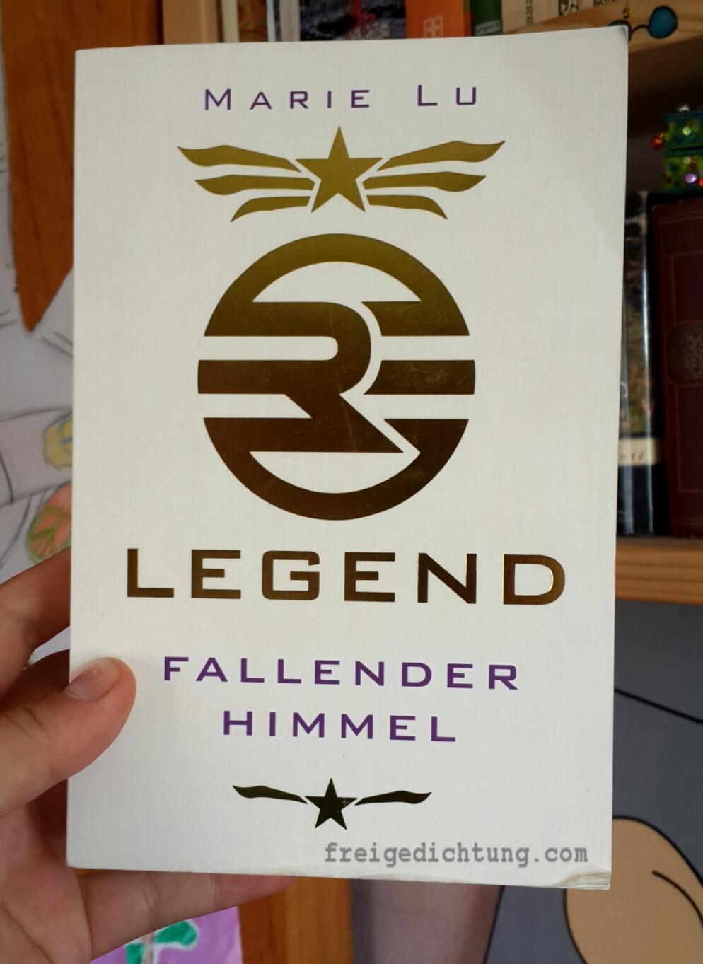54 Legend Fallender Himmel