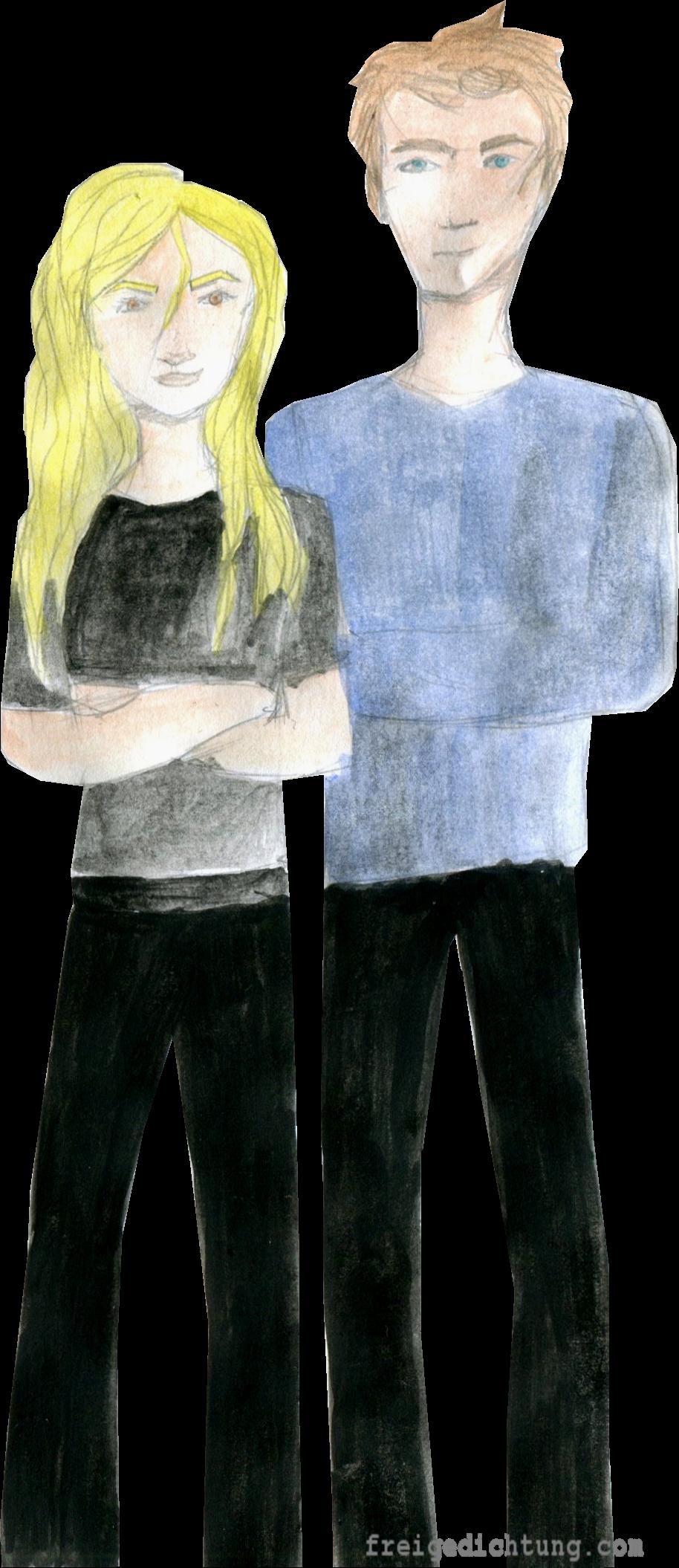 Emma und Julien
