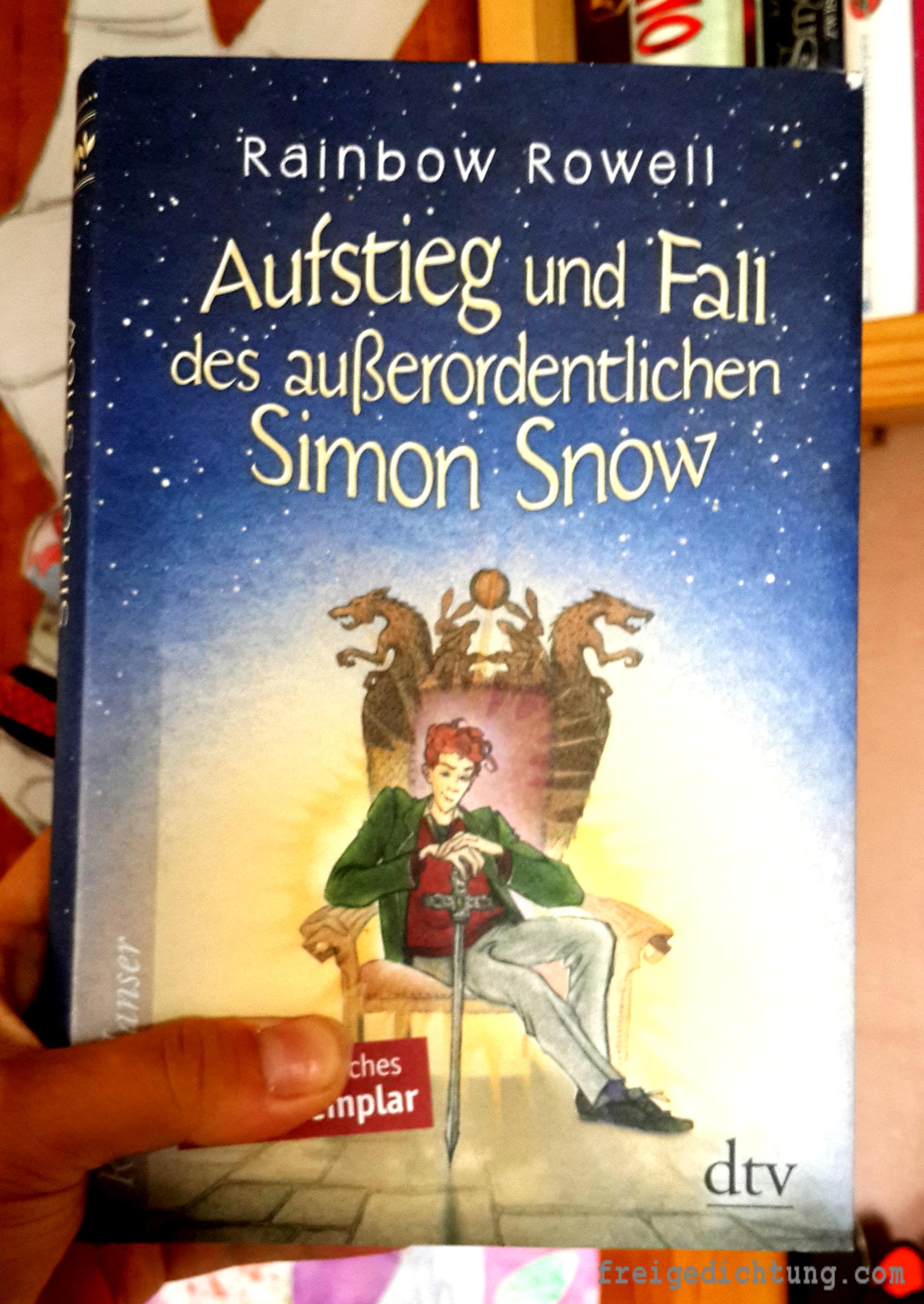56 Aufstieg und Fall des außerordentlichen Simon Snow