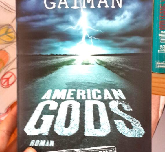 [Rezension] Neil Gaiman: American Gods