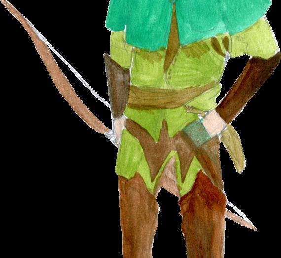 [Persönlichkeiten] Robin Hood – Kindheitsheld bis zuletzt!