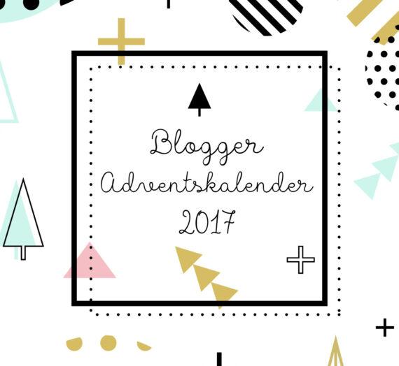 #DER Bloggeradventskalender 2017 Türchen No.3